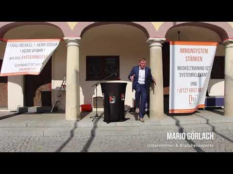 Muskeltraining & Immunsystem, Mario Görlach | Teil 2 | 20.05.20 | H9 GesundFit GmbH Weissenhorn